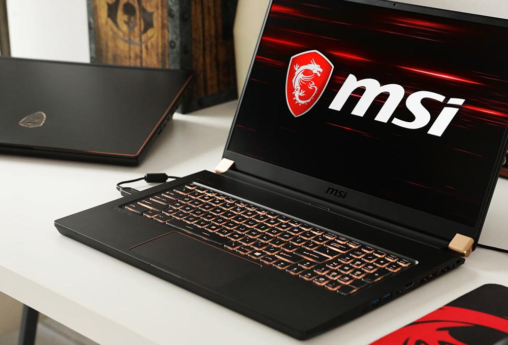 MSI GS75 Stealth 8SF