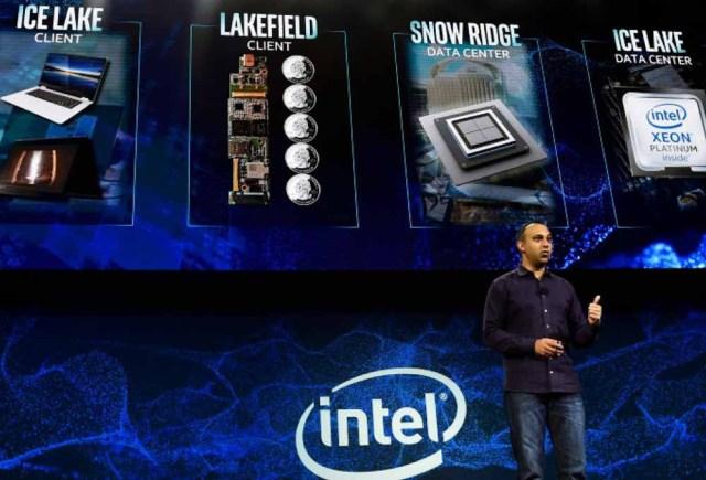 Processeur Intel 2019