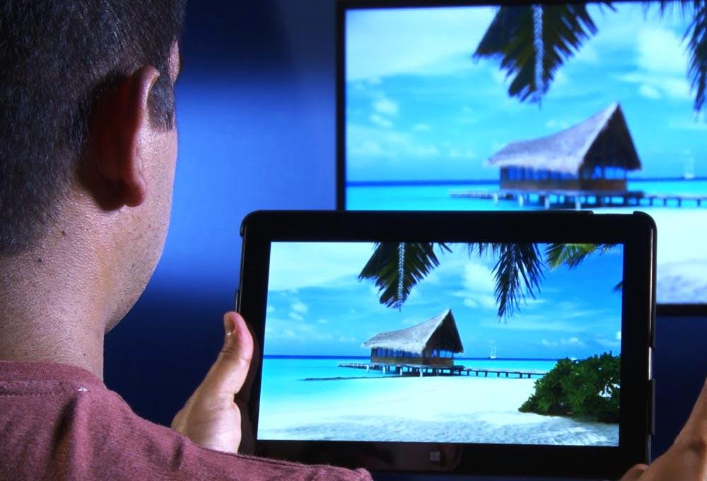 afficher son Smartphone sur une TV