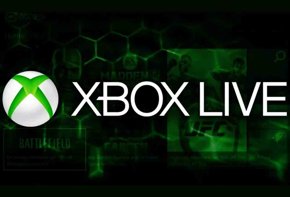 Configuration Xbox Live