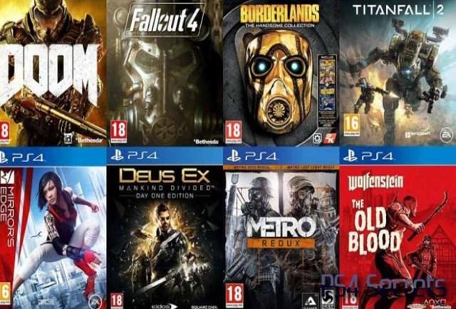 Meilleurs jeux vidéo 2019