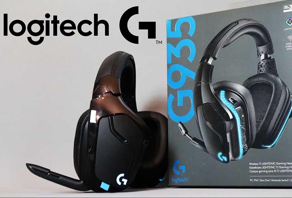 Logitech G935
