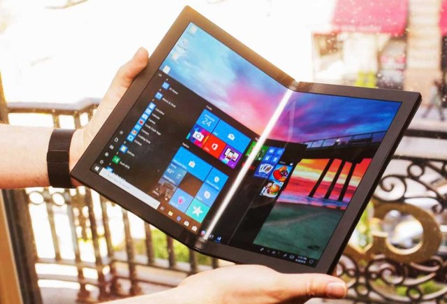 PC à deux écrans Microsoft