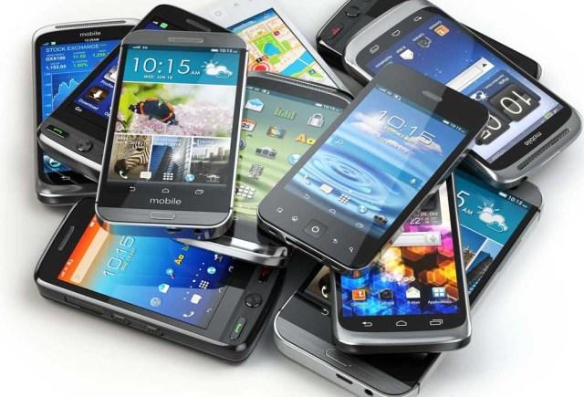 Accéléromètre de Smartphone