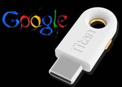 Actualité sur Google : Lancement d'une nouvelle clé USB Titan de sécurité équipée de la connectique USB-C