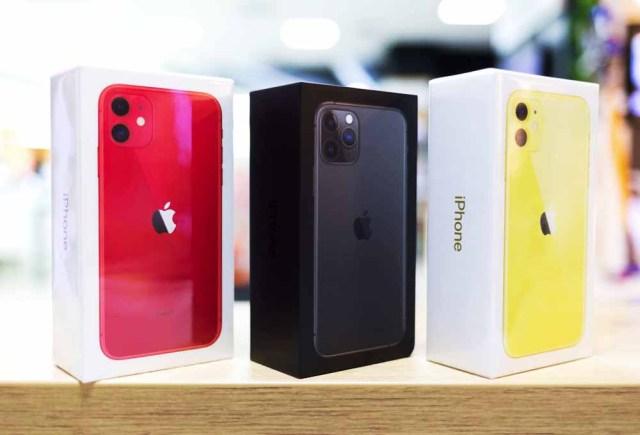 caractéristique iphone 11