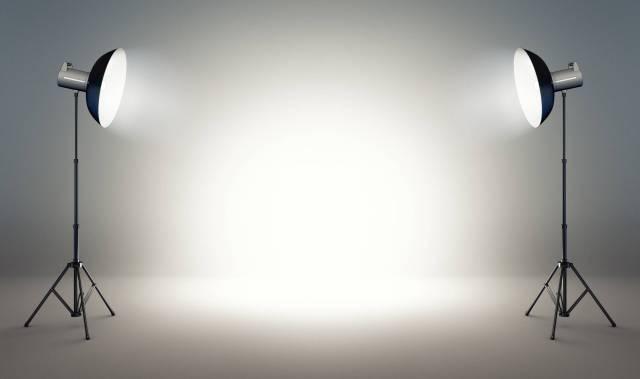 eclairages shooting aputure