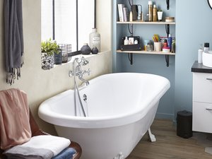 how to replace a delta bathroom faucet