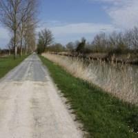 Vélodyssée de La Rochelle à Marans