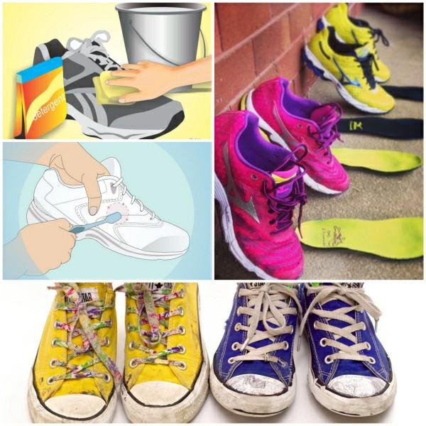 new style 280ba d9a00 Come lavare le scarpe da ginnastica