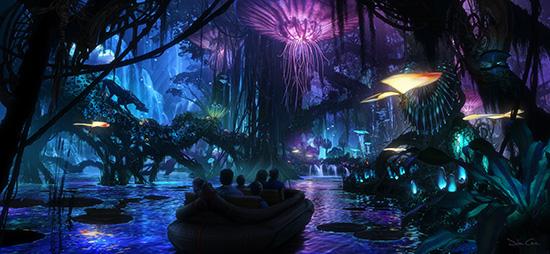avatar parc