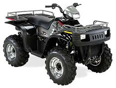 Polaris Sportsman 700 Twin 2002 | ATV Reviews from Guide Outdoors