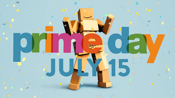 Amazon Prime Day July 15th