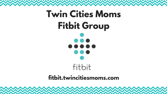Twin Cities Moms Fitbit Group