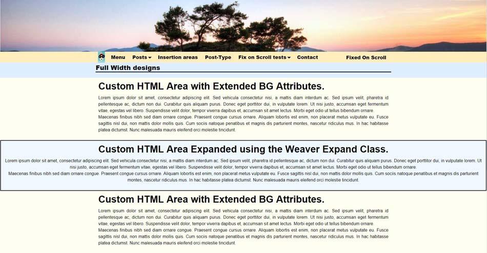 fullwidth-htmlareas