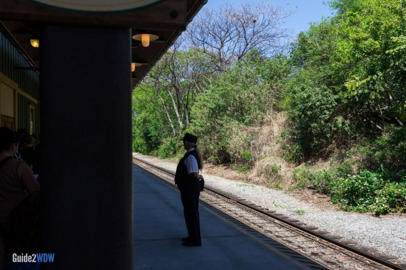 Fantasyland Station 2 - Walt Disney World Railroad - Magic Kingdom Attraction