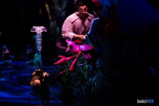 Sebastian - Journey of the Little Mermaid - Magic Kingdom Attraction