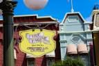 Main Street Vehicles 4 - Fire Engine Sign - Magic Kingdom Attraction
