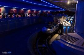 Space Mountain Ride Loading - Magic Kingdom Attraction
