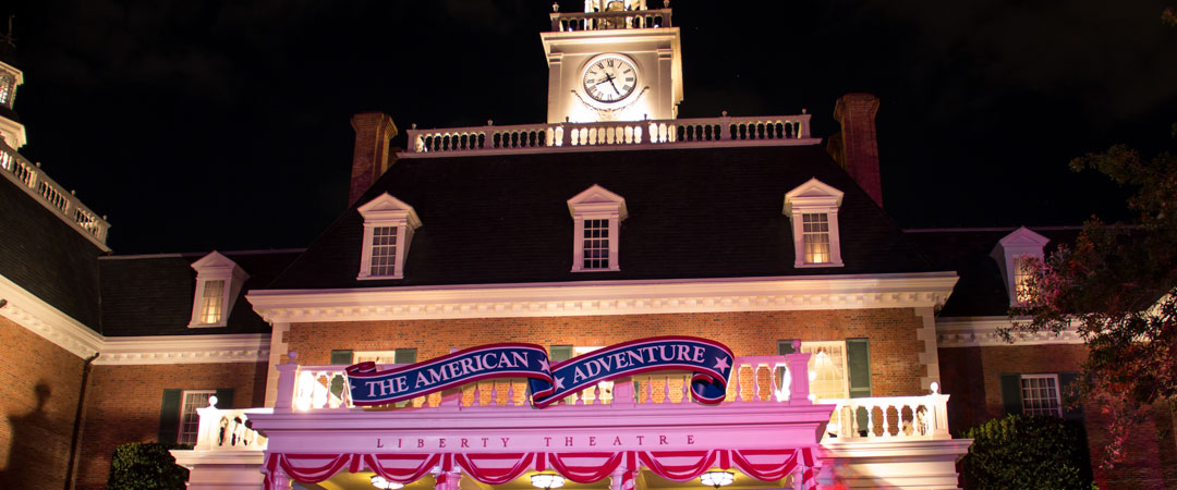 American Adventure - Epcot Attraction