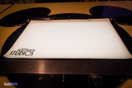 Animation Art Class - Hollywood Studios Attraction