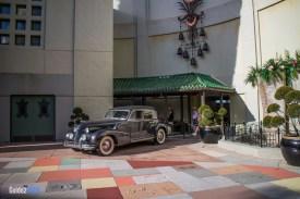 Exterior Car - Great Movie Ride - Disney Hollywood Studios Attraction
