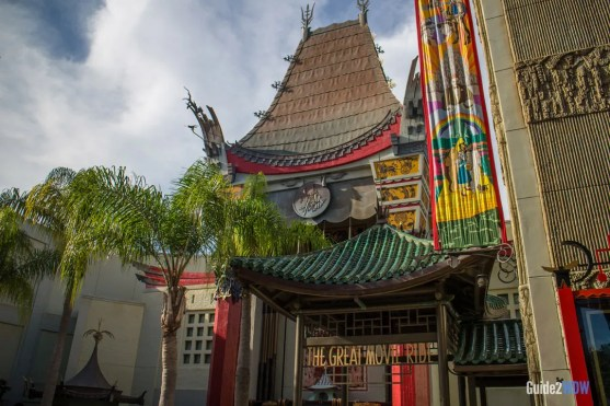 Exterior - Chinese Theatre