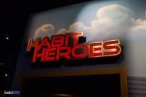 Habit Heroes - Epcot Innoventions Exhibit
