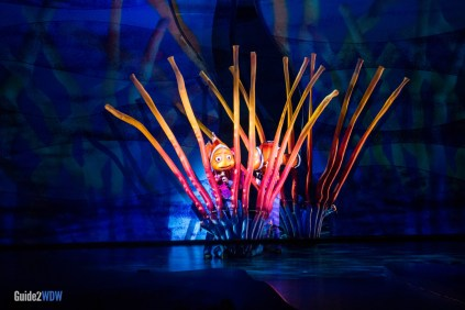 Marlin and Nemo - Finding Nemo The Musical - Animal Kingdom Attraction-Nemo-The-Musical-Animal-Kingdom-Attraction