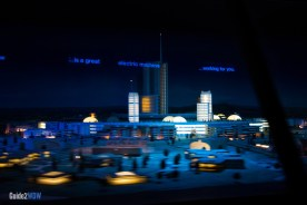 Original Epcot Model - PeopleMover - Magic Kingdom Attraction