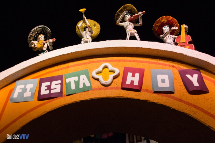 Gran Fiesta Tour starring The Three Caballeros - Epcot Attraction