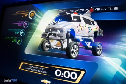 Test Track - Car Design 4 - Awesome Van
