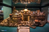 Tokyo DisneySea Model - Walt Disney One Mans Dream - Hollywood Studios Attraction