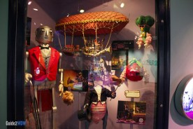 Horizons Butler and Figment - Walt Disney One Man,s Dream - Hollywood Studios Attraction