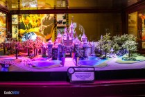 Sleeping Beauty Castle Model - Walt Disney One Man,s Dream - Hollywood Studios Attraction