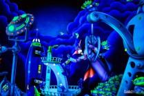 Zurg - Buzz Lightyear Space Ranger Spin - Magic Kingdom Attraction
