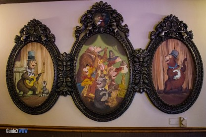Country Bear Jamboree - Paintings - Magic Kingdom Attraction