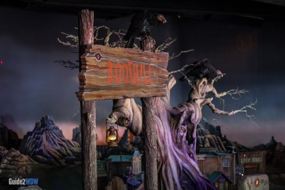 Frontierland Shootin Arcade - Magic Kingdom Attraction