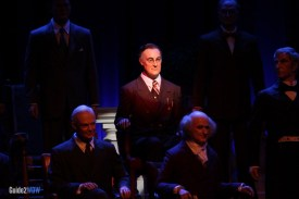 Hall of Presidents - FDR - Magic Kingdom Attraction
