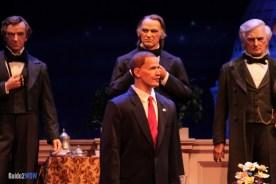 Hall of Presidents - Obama - Magic Kingdom Attraction