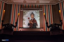 Haunted Mansion - Stretch Room - Magic Kingdom Attraction