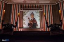 Haunted Mansion - Stretch Room - Magic Kingdom Attraction