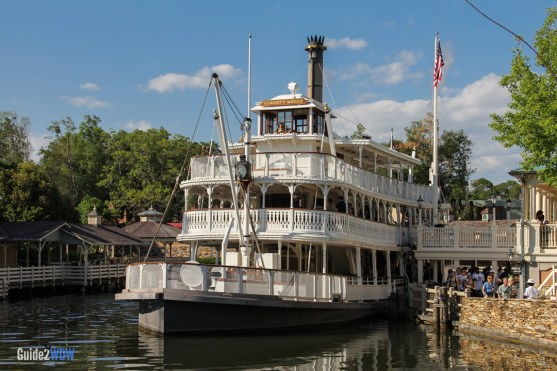Liberty Belle Riverboat - Magic Kingdom Attraction