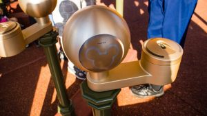 Magic Kingdom - RFID Reader