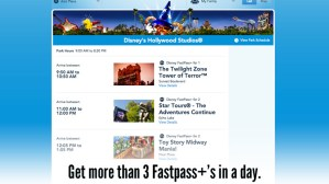 How To Get More Than 3 FastPasses in One Day at Disney World