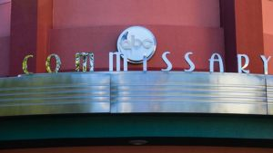 ABC Commissary Sign - Hollywood Studios Dining