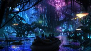 Animal Kingdom - AVATAR Land - Concept Art