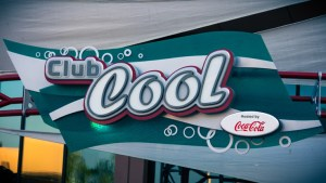 Club Cool Entrance - Epcot