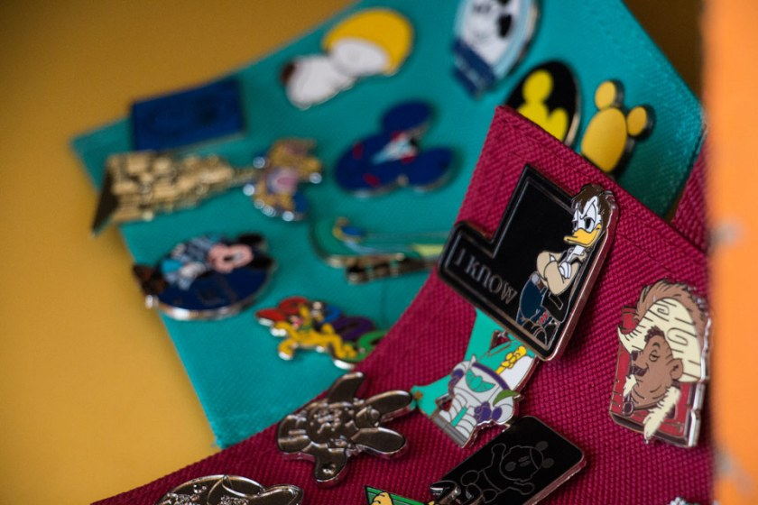 Disney World Trading Pins