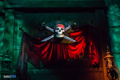 Legend of Captain Jack Sparrow Show - Hollywood Studios Attraction